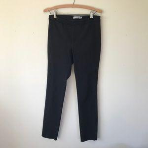 Vince Black Slim Skinny Dress Slack Pants